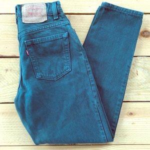 Vintage 551 Jeans 4 Petite